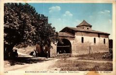 Bagnols-en-Foret Chapelle N.-D. - Bagnols-en-Forêt