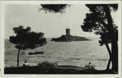Le Dramont Ile d'Or au Dramont - Environs de Saint-Raphael 83 Saint-Raphaël