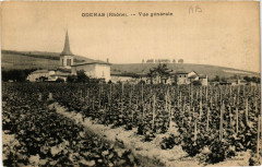 Odenas - Vue générale 69 Odenas