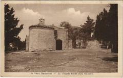 Le Beausset La Chapelle Entree de la Saumetta - Le Beausset