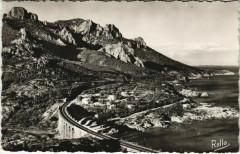 Antheor Saint-Raphael - Le Viaduc et la Route de la Corniche d'Or 83 Saint-Raphaël