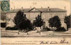 Ville-sur-Jarnioux Ecoles communales - Ville-sur-Jarnioux