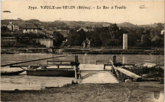 Vaulx-en-Velin - Le Bac a Traille - Vaulx-en-Velin