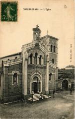 Vourles - Eglise - Vourles