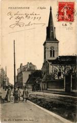 Villeurbanne - Eglise 69 Villeurbanne