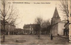 Venissieux La Place Léon-Sublet 69 Vénissieux