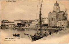 Saint-Raphael - Le Port 83 Saint-Raphaël