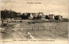Saint-Raphael - La Plage - Boulevard Felix-Martin 83 Saint-Raphaël