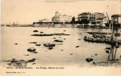 Saint-Raphael - La Plage Bains de mer 83 Saint-Raphaël