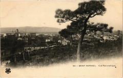 Saint-Raphael - Vue panoramique 83 Saint-Raphaël
