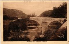 Salernes Pont du Gougaret - Salernes