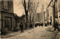 Villecroze Avenue d'Aups - Villecroze