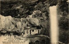 Cascade de Courmes - Gorges du Loup - Ligne du Sud de la France - Courmes