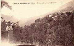 Greolieres - Env. - St-Pons petit hameau de Greolieres - Gréolières