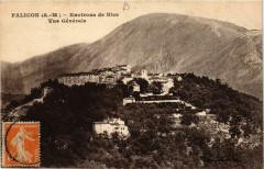 Falicon - Vue générale - Env. de Nice - Falicon