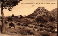 Brianconnet - Ruines Romaines - Briançonnet