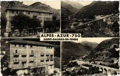 Saint-Dalmas-de-Tende Alpes-Azur-750 - Tende