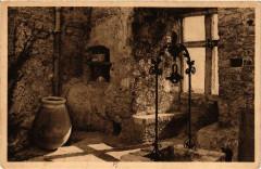Roquebrune Intérieur de la Tour du Fort - La Tour