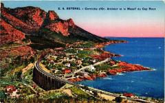 Esterel- Antheor et le Massif du Cap Roux France - Le Mas