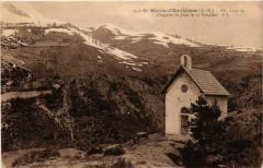 St Martin d'Entraunes- ChapelleSaint-Jean et le Prapelet France - Entraunes