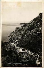 Roquebrune- Cap Martin, vue sur Cabbe France - Roquebrune-Cap-Martin