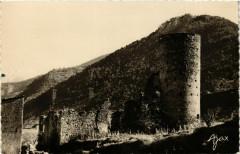 La Brigue- Les Ruines au Chateau France - La Brigue