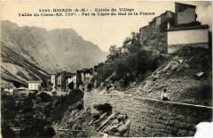 Rigaud Entrée du Village, Valle du Cians - Rigaud