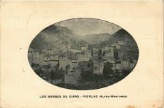 Les Gorges du Cians - Pierlas - Pierlas