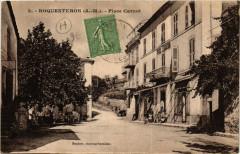 Roquesteron-Puget Place Carnot - Roquestéron