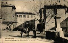Roquesteron-Puget La Place - Roquestéron