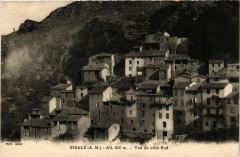 Sigale (A. M.) - Alt 640 m - Vue du coté Sud - Sigale