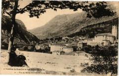 Vue de Roquesteron - Roquestéron