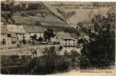 Saint-Martin d'Entraunes - Station d'Eté - Saint-Martin-d'Entraunes