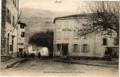 Saint-Vallier-de-Thiey-La Mairie - Saint-Vallier-de-Thiey