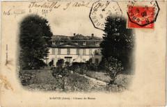 Saint-Savin - Chateau de Menon - Saint-Savin