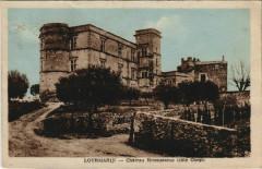 Lourmarin Chateau Renaissance - Cote Ouest - Lourmarin