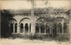 Vaison-la-Romaine Le Cloitre - Moyen Age - Vaison-la-Romaine