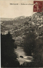 Fontaine-de-Vaucluse Vallee de la Sorgue - Fontaine-de-Vaucluse