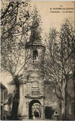 Saint-Didier-Les-Bains Le Clocher - Saint-Didier