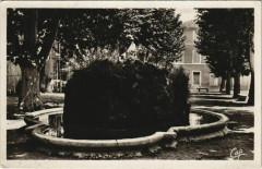 Pertuis Place de la Murette - Fontaine de la Diane - Pertuis