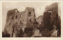 Lacoste Les Ruines du Vieux Chateau - Lacoste