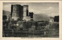 Lourmarin Chateau de Lourmarin - Cote Ouest - Lourmarin