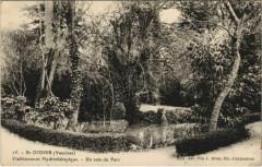 Saint-Didier Etablissement Hydrotherapique - Un Coin du Parc - Saint-Didier