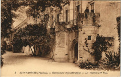 Saint-Didier Etablissement Hydrotherapique - Les Tourelles - Saint-Didier