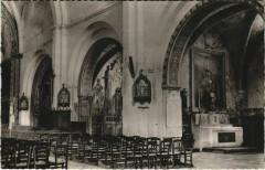 Cucuron L'Interieur de l'Eglise - Cucuron