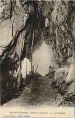 Le Thor Grotte de Thouzon - Les Draperies - Le Thor