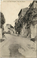 La Tour-D'Aigues Rue des Muriers - La Tour-d'Aigues