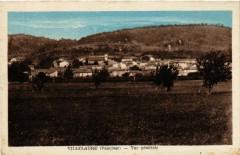 Villelaure - Vue générale - Villelaure
