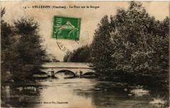 Velleron - Le Pont sur la Sorgue - Velleron