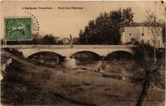 Sorgues - Pont sur l'Ouveze - Sorgues